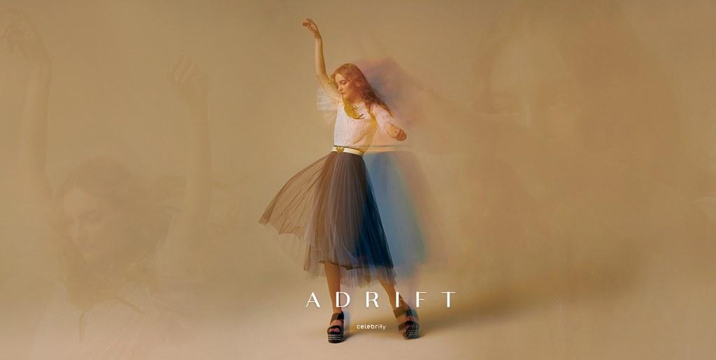 【Celebrity │ Adrift】
