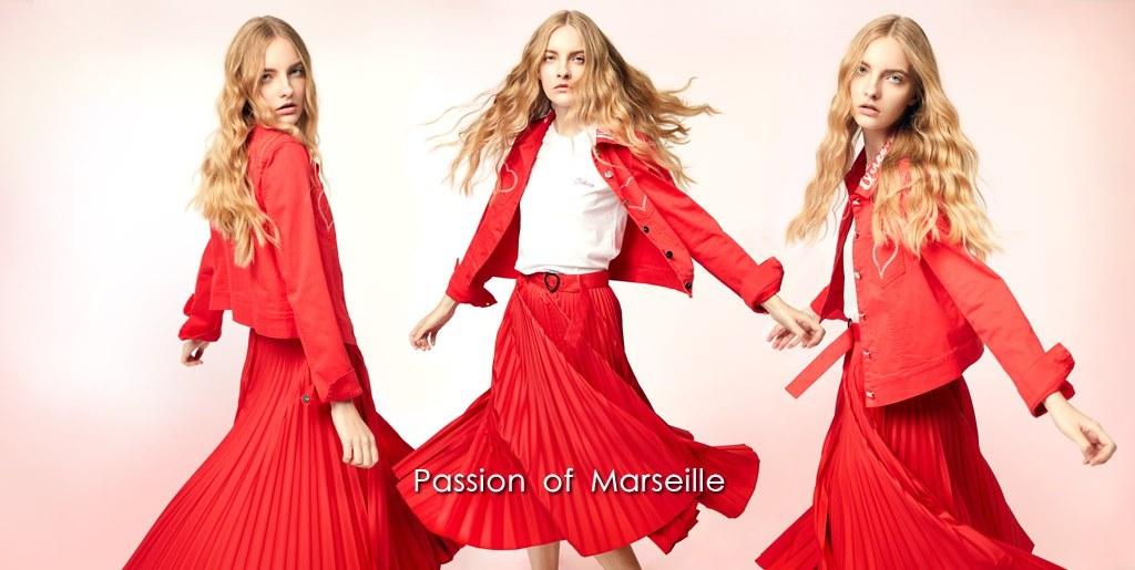 【Urban │Passion of Marseille】