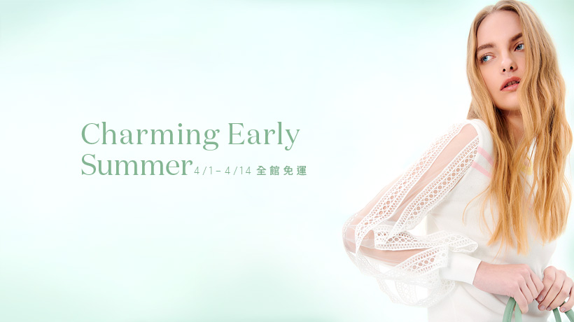 Charming Early summer