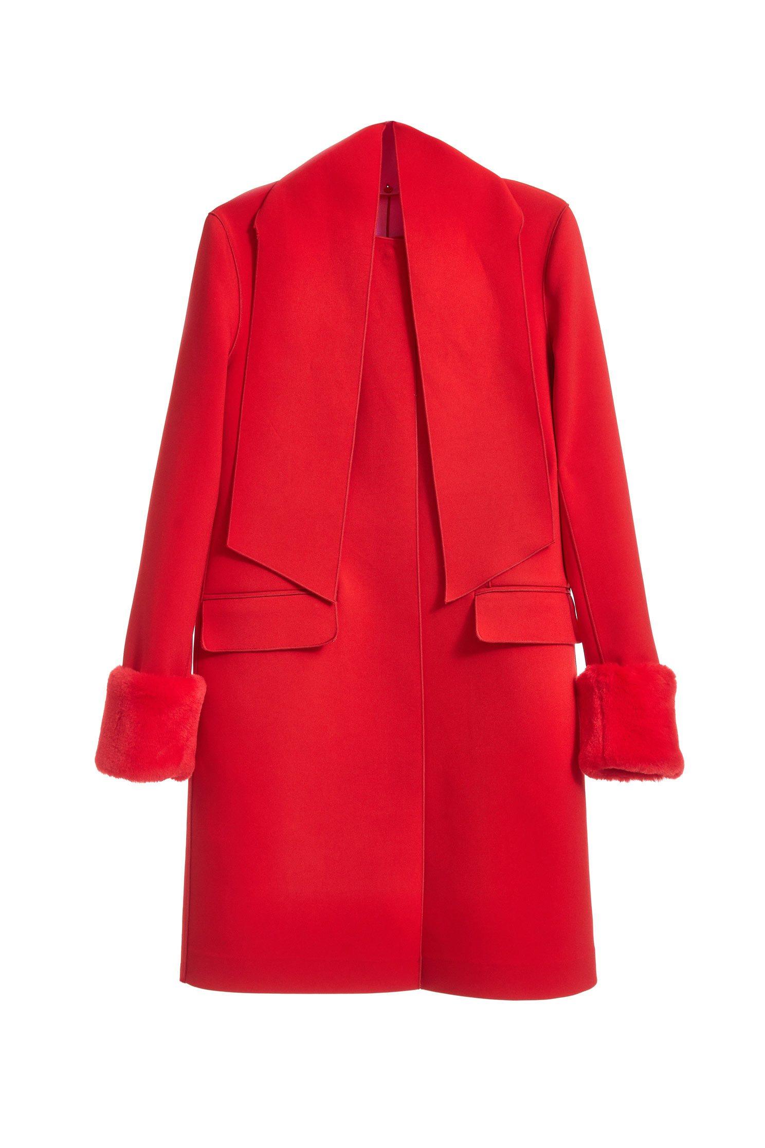 spicy ladies popular pairy coat