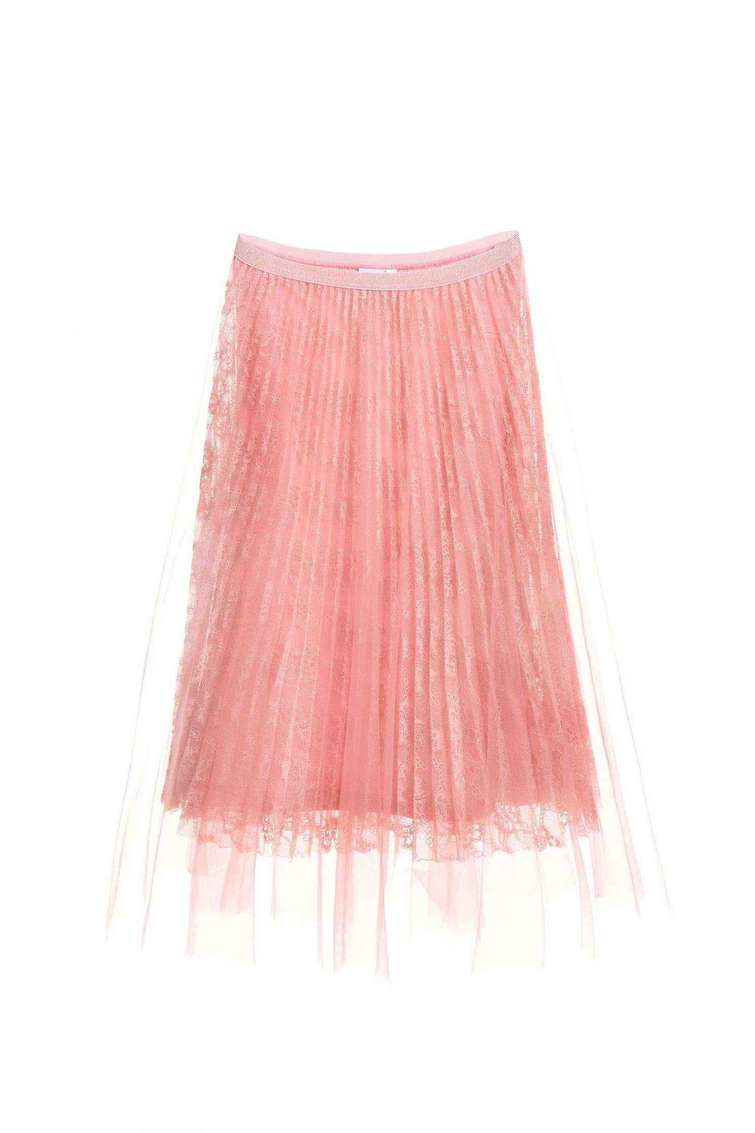 Flowy gauze dress