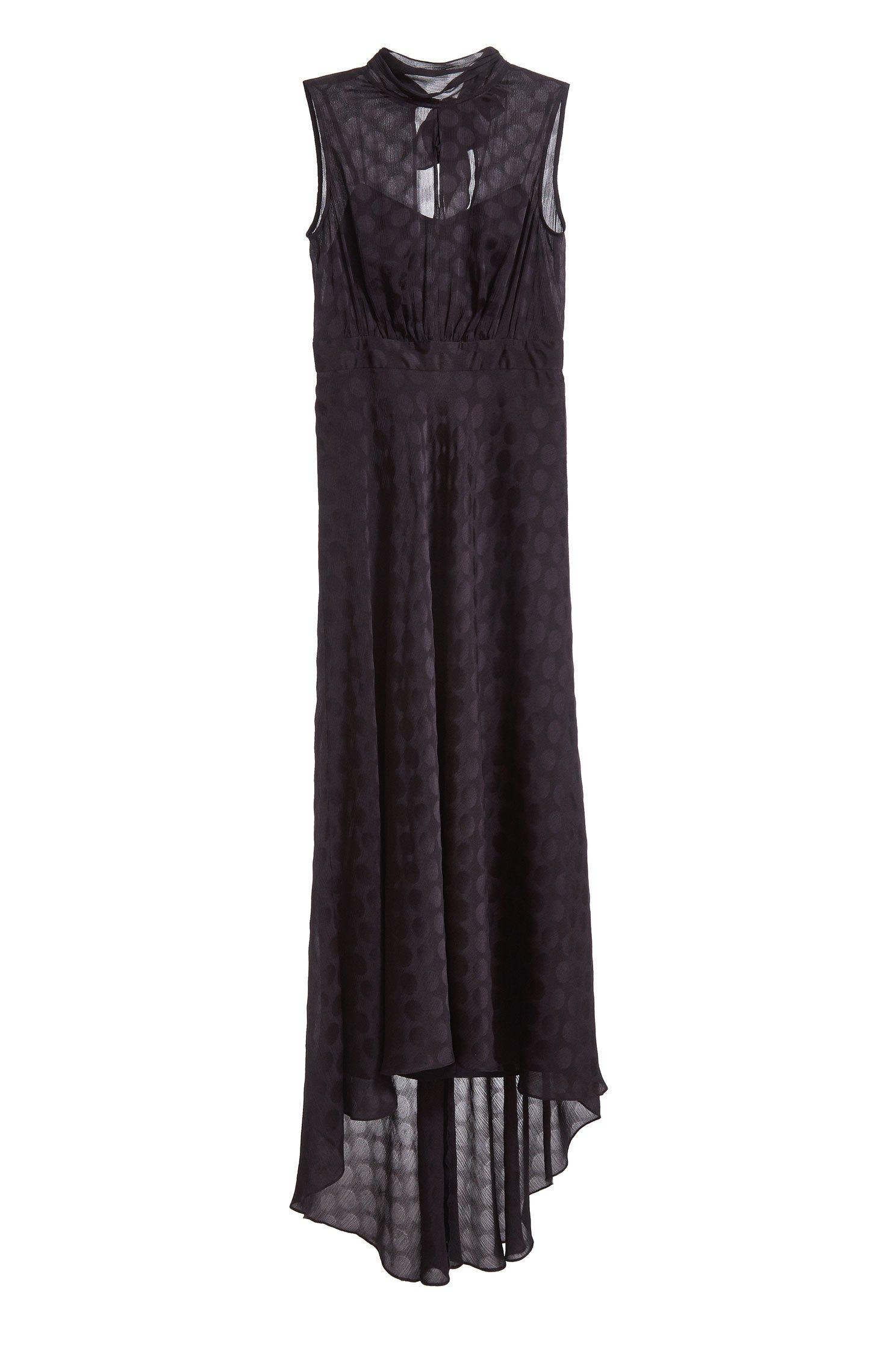 Luxury low profile dot dress