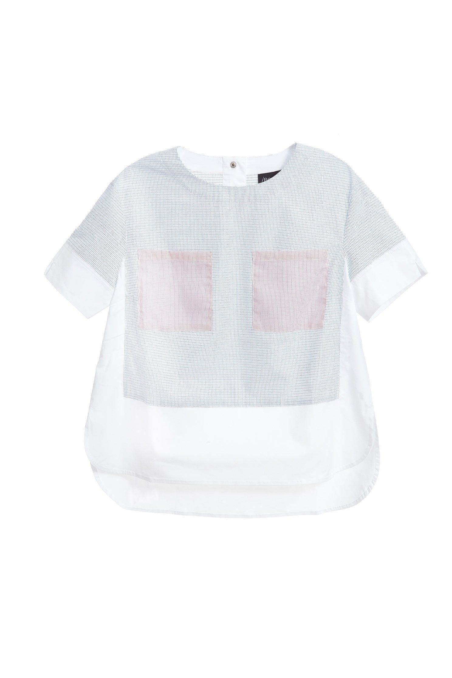 Double-pocket design top