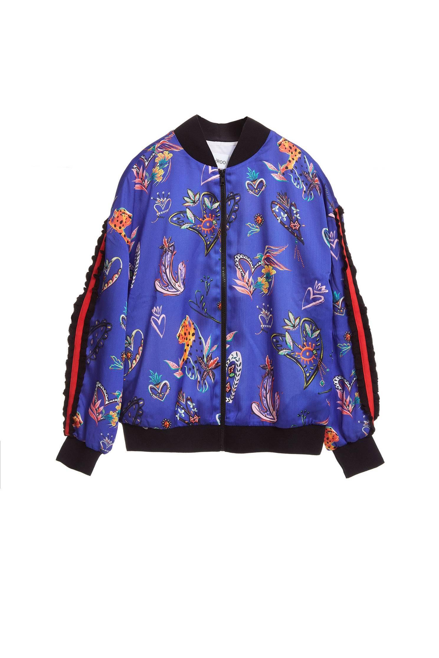 Full totem design jacket