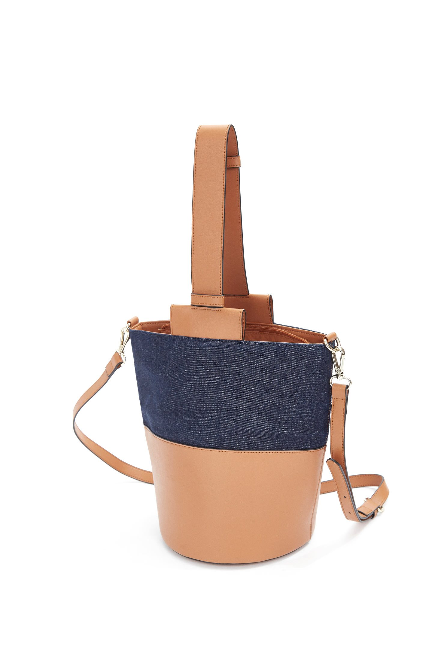 Casual Contrast Color hand bag