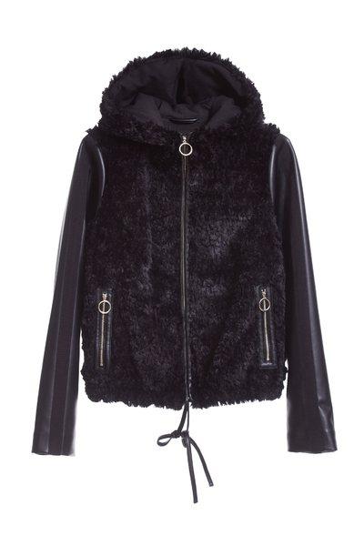 Sleeves stitching classic design jacket