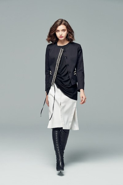 elegant jacket coat women fashion
