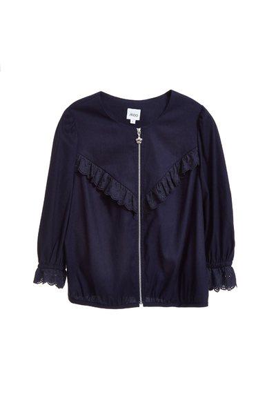 Elegant temperament jacket