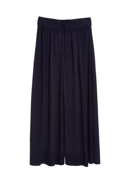 Cozy loose type maxi skirt