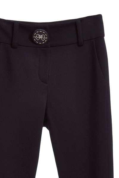 Classic slim pants