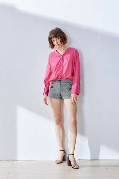 Buckle classic shorts