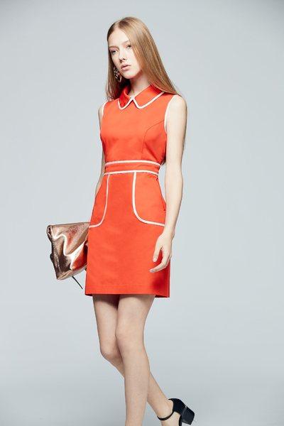 Temperament fashion dress