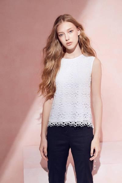 Elegant fashion vest