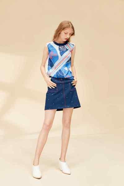 Ocean sytle fashion vest