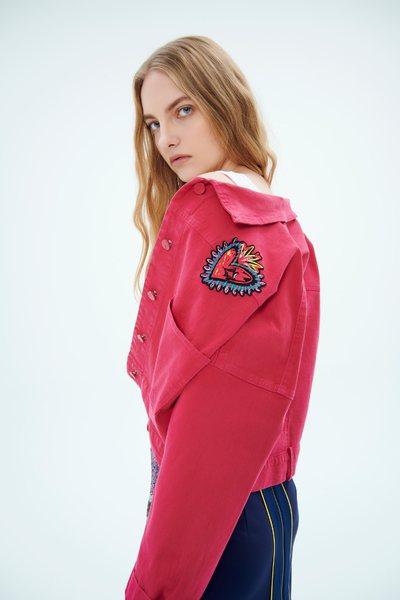 Fashion pretty coat