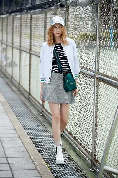 Sports style popular cotton long-sleeved jacket