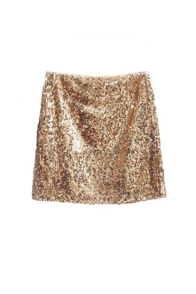 party-starting mini skirt