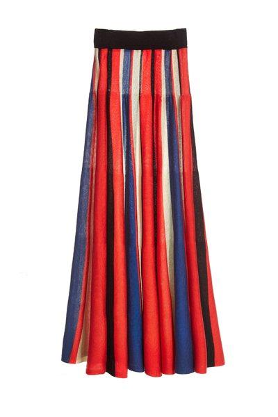 Stripe fashion Skirt