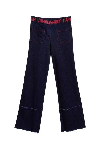 Alphabet pants