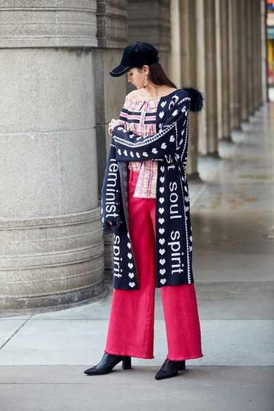 Fashion pretty culottes