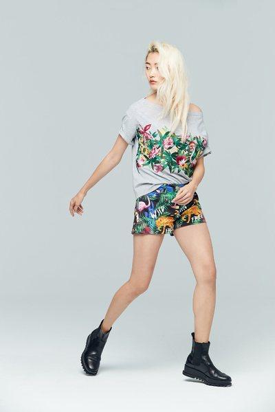 Rainforest fashionable shorts