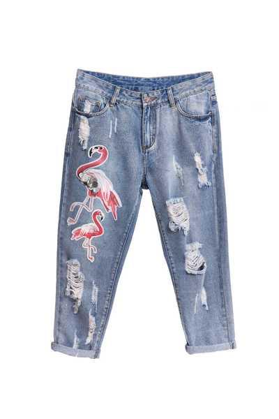 Flamingo jeans