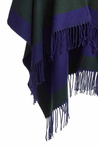 Color matching scarf